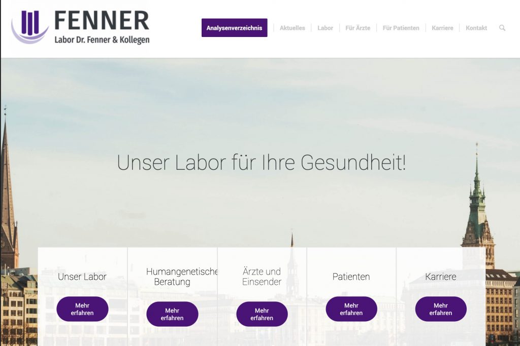 Labor Fenner Screenshot